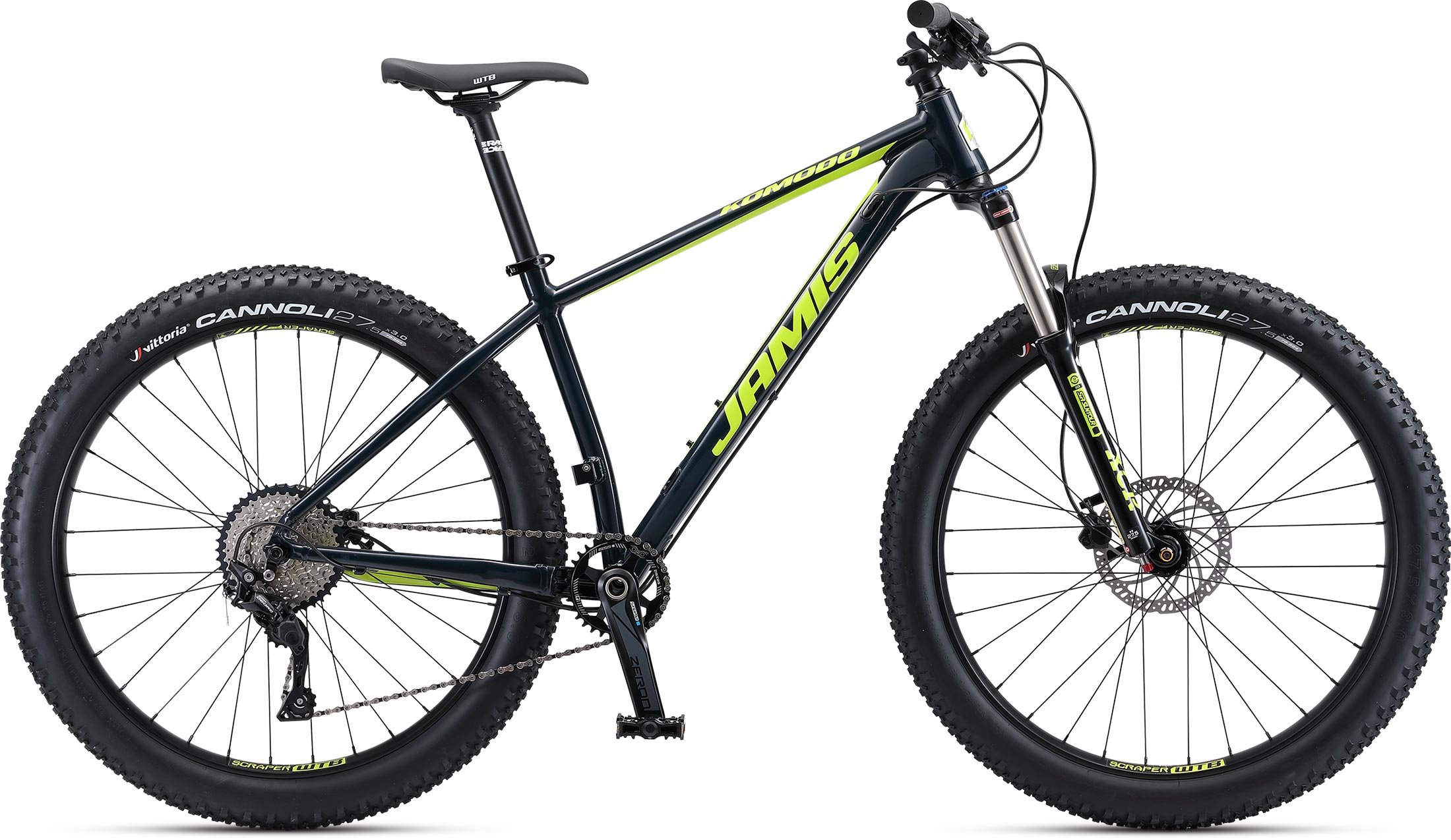 Jamis Komodo 27.5+ Sport Color: Ink