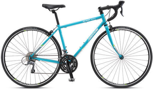 Jamis Quest Sport Femme Color: Teal fo' Real