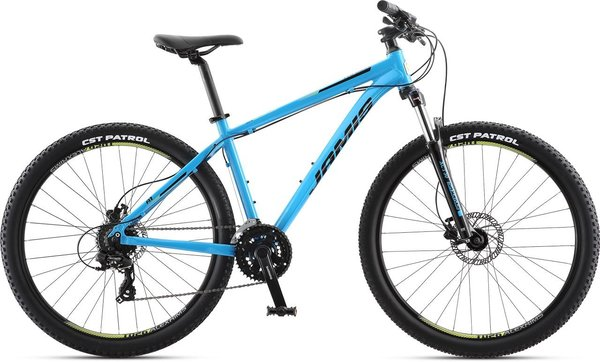 Jamis Trail X A1 Color: Cosmo Blue