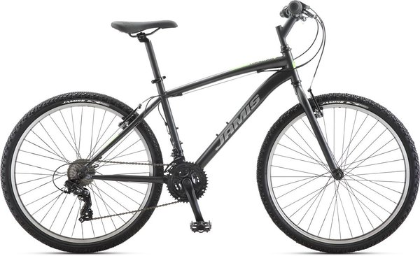 Jamis Trail XR (j21) Color: Charcoal