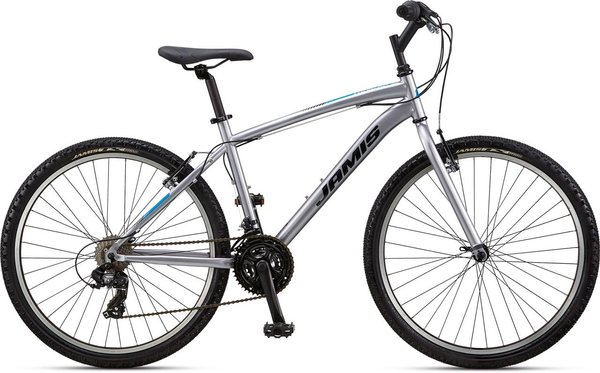 Jamis Trail XR Color: Nickel
