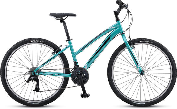 Jamis Trail XR Femme - Women's Color: Seafoam