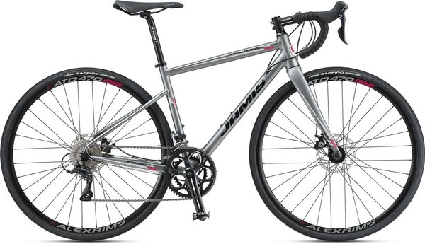 Jamis Ventura Comp Femme (l27) Color: Ano Galaxy Grey