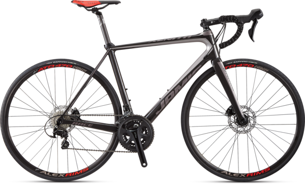 Jamis Xenith Race Color: Gloss Carbon