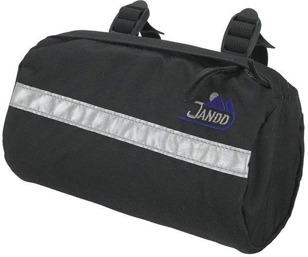 Jandd Bike Bag Color: Black
