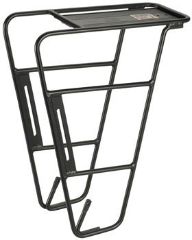 Jandd Extreme Front Rack Color: Black