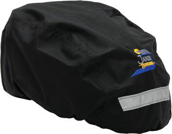 Jandd Helmet Cover Color: Black