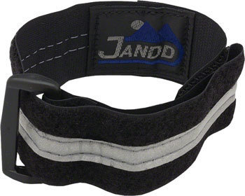 Jandd Leg Band Color: Black
