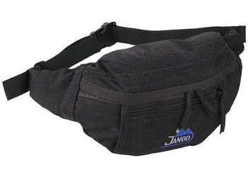 Jandd Micro 2 Fanny Pack Color: Black