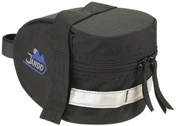 Jandd Mountain Wedge 1 Seat Bag Color: Black