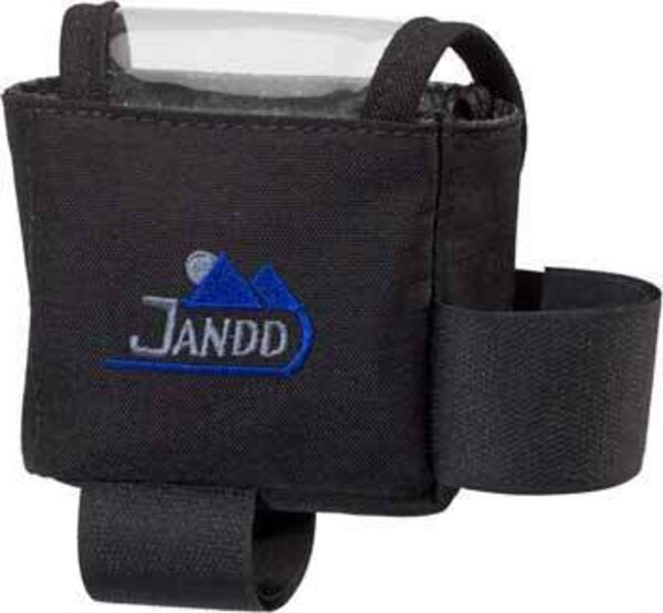 Jandd Stem Bag Color | Gear Capacity | Size: Black | 0.26L | Small