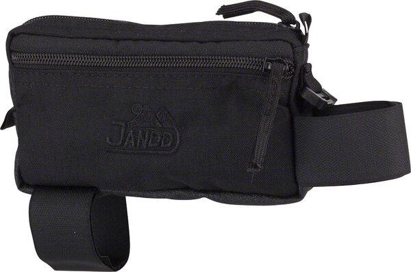 Jandd Stem Bag Zippered Large w/Mudflap