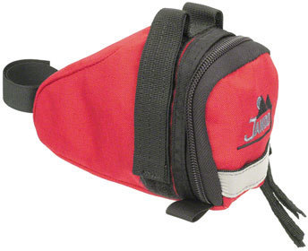 Jandd Tool Kit Seat Bag Color: Red