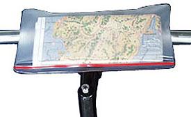 Jandd Bike Map Pocket