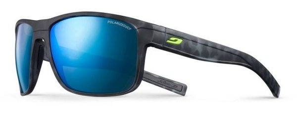 Julbo Renegade Color | Lens: Black Tortoiseshell/Black | Polarized 3CF