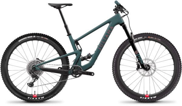 Juliana Joplin Carbon CC XO1 Reserve Color: Aquarius Green