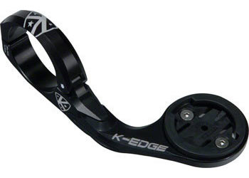 K-Edge Garmin Mount Color: Black