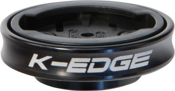K-Edge Gravity Top Cap Mount Color: Black