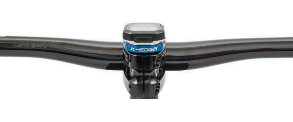 K-Edge Gravity Top Cap Mount Color: Blue