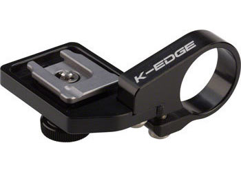K-Edge Pioneer TT Mount Color: Black