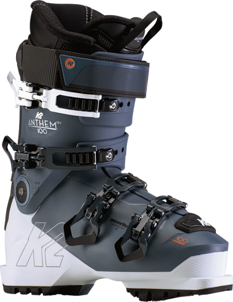 K2 Anthem 100 MV Image differs from actual product (Anthem 100 MV GripWalk shown)