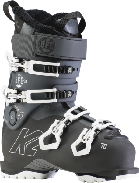 K2 BFC W 70 GripWalk Color: Charcoal/White