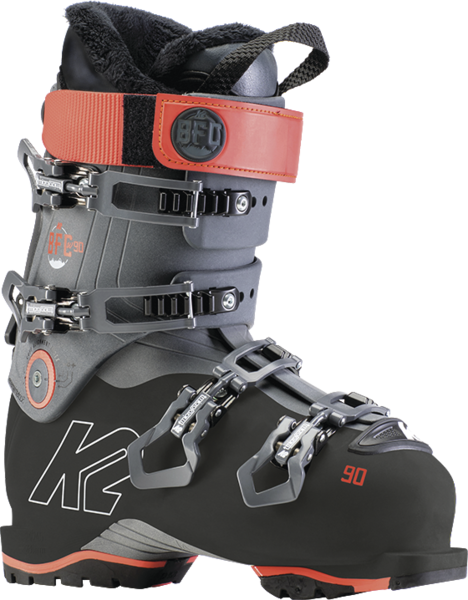 K2 BFC W 90 Image differs from actual product (BFC W 90 GripWalk shown)