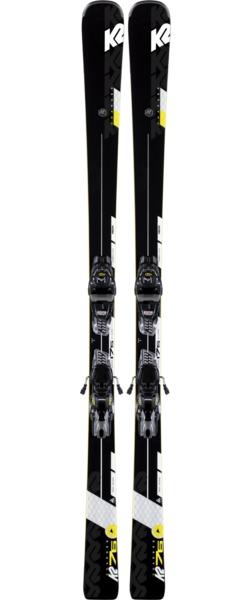 K2 Charger M3 11 TCx Light Quikclik