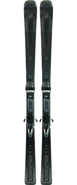 K2 Disruption SC Alliance + ER3 10 Compact Quikclik