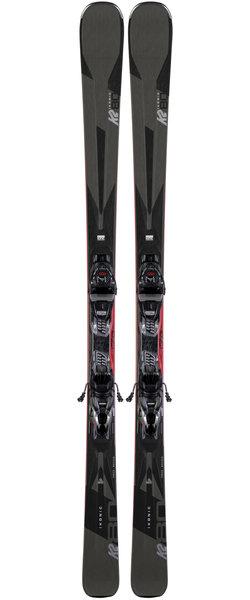 K2 Ikonic 80 + Marker M3 10 Compact Quikclik