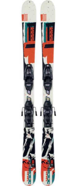 K2 Juvy 4.5 + FDT 4.5