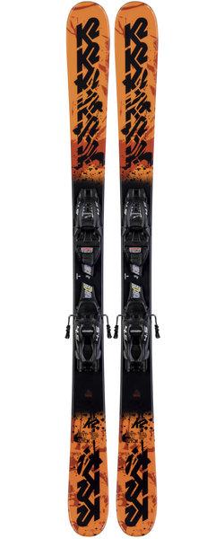 K2 Juvy + Marker FDT 4.5