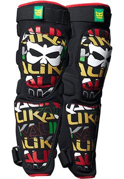 Kali Protectives Aazis Plus 180 Soft Knee/Shin Guards