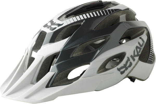 Kali Protectives Amara Helmet w/Camera Mount Color: Trail White