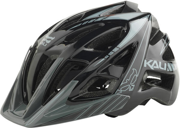 Kali Protectives Avita PC Helmet Color: Mojo Black
