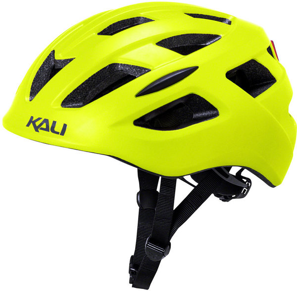 Kali Protectives Central Color: Solid - Matte Fluo Yellow