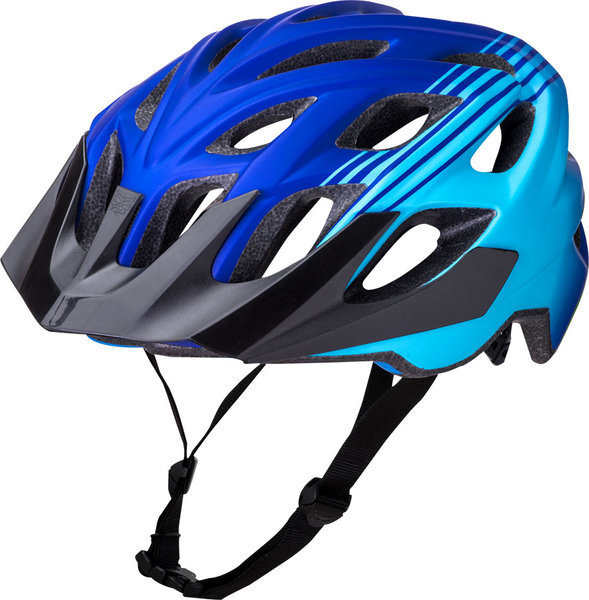 Kali Protectives Chakra Plus Helmet Color: Graphene Matte Blue