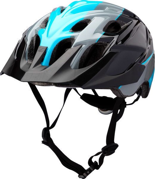 Kali Protectives Chakra Youth Helmet Color: Sublime Black/Blue