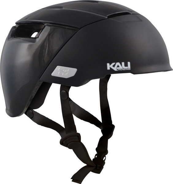 Kali Protectives City Helmet Color: Solid Matte Black