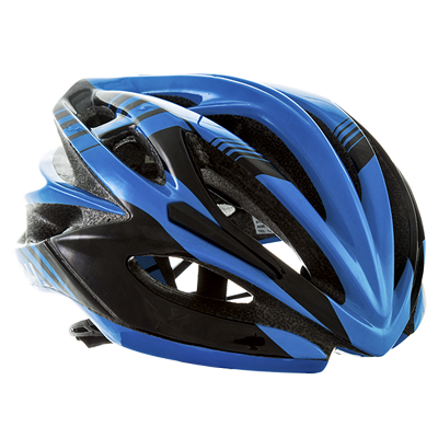Kali Protectives Loka Helmet Color: Tracer Matte Blue/Black
