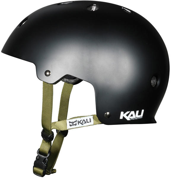 Kali Protectives Maha Helmet Color: Solid Black
