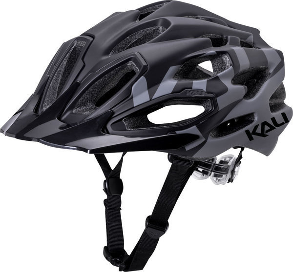 Kali Protectives Maraka Helmet Color: Matte Black/Gray