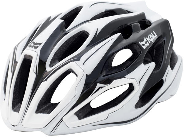 Kali Protectives Maraka Road Helmet Color: Zone White