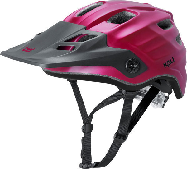 Kali Protectives Maya Helmet Color: Matte Bordeaux/Black