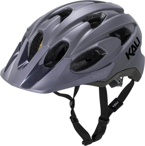 Kali Protectives Pace Color: Solid - Matte Grey
