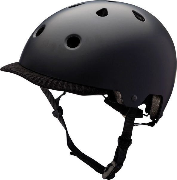 Kali Protectives Saha Helmet Color: Solid Matte Black