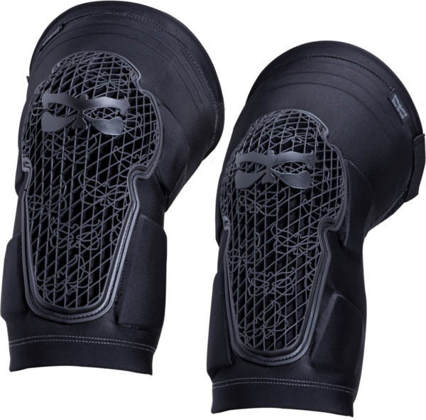 Kali Protectives Strike Knee/Shin Guard Color: Black/Grey