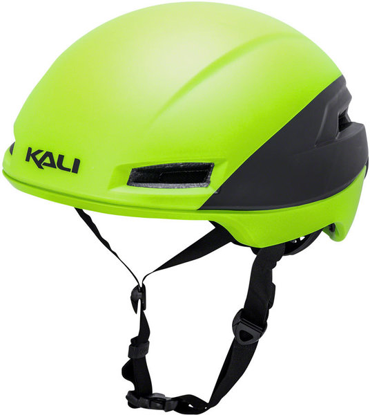 Kali Protectives Tava Helmet Color: Matte Fluoro Yellow/Black