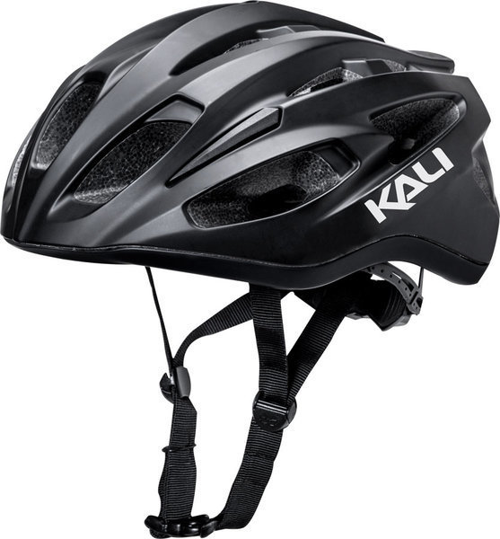 Kali Protectives Therapy Helmet Color: Solid Matte Black