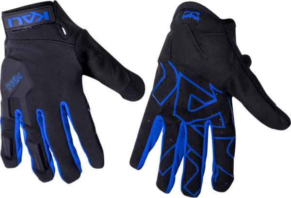 Kali Protectives Venture Glove Color: Black/Blue
